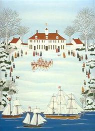 You Have Choosen Holiday at Mount Vernon  align=