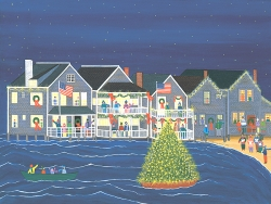 You Have Choosen Nantucket Christmas Tree  align=